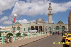 The Grand Mosque, Asmara