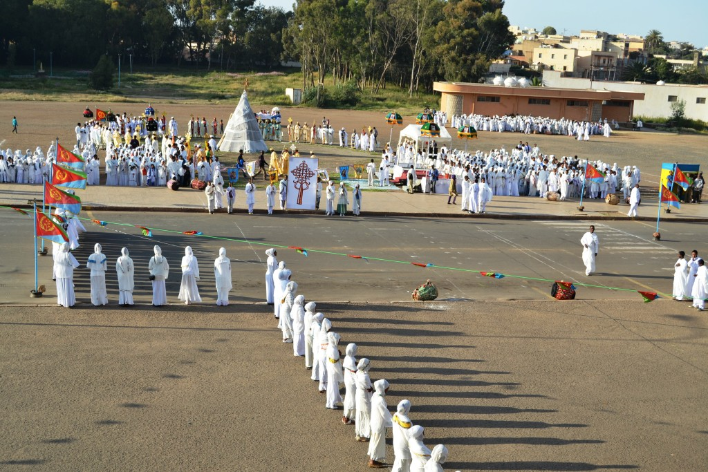 Celbration Damera  in Asmara