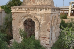 Old Ottoman Turkish Tomb