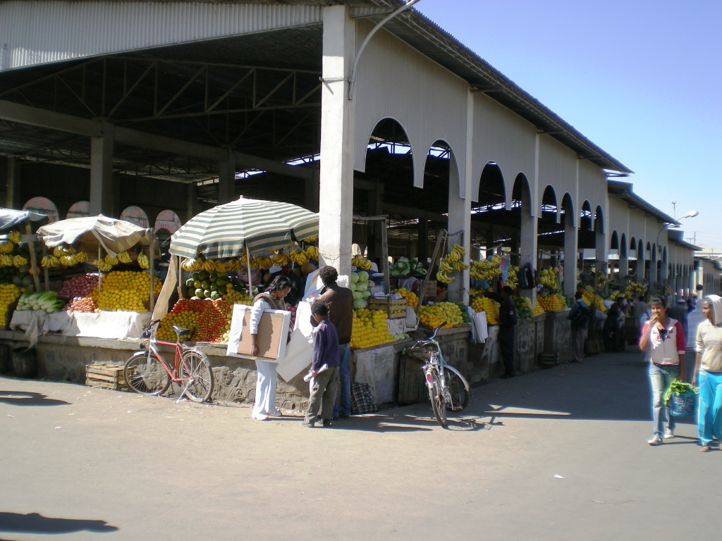 Fruit Market, Asmara