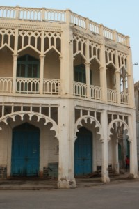 An excellent blend of Ottoman-Egyptian-Italian architectures in the old section of the port city