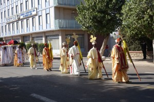 Procession of Timket Festival